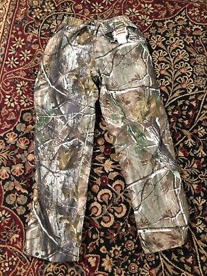 Gamehide Pants Mens Large Camouflage Pants Realtree Hunting Camo