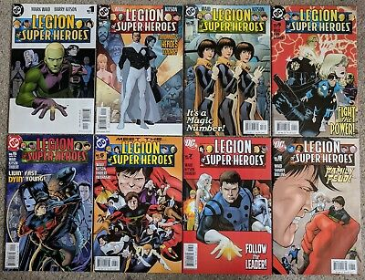 Supergirl and the Legion of Super-Heroes #1-30, Mark Waid, Barry Kitson