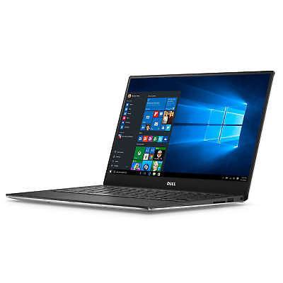 Dell Xps 13 9350 Qhd 3200x1800 Touch I7 6560u 16gb 512gb Ssd