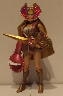 Masters of the Universe Classics Bubble Power She-Ra unbespietes Vitrinen Stück