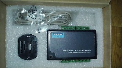 Advantech USB-4704-AE data logging and acquisition module 8AI, 2AO, 8+8 DIO
