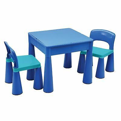 Liberty House 5 in 1 Activity Table & Chairs with Writing Top/Sand/Water/Stor...