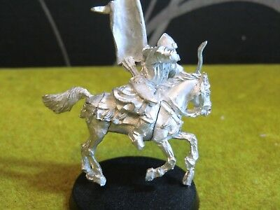 Warhammer Lotr - Mounted Khandish Warrior (Rare Metal Model Pose 1) **new**