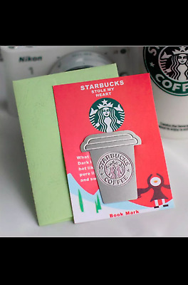Magnetic Bookmark starbucks coffee design