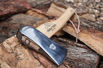 Helko Werk Hudson Bay Camp Hatchet - Classic Camp Axe