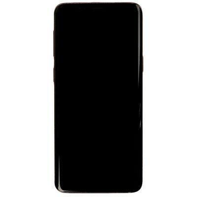 LCD Digitizer Frame Assembly for Samsung Galaxy S9 Lilac Purple OEM