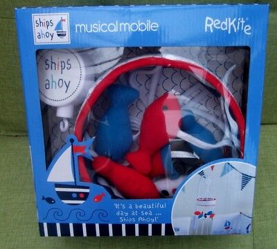 musical cot mobile/ new/ boxed