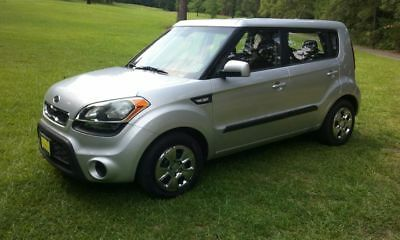 2012 Kia Soul gray 2012 KIA SOUL Great Condition!