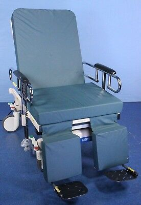 ConvaQuip Model 900 EC Extra Care Bariatric Power Chair with Warranty!