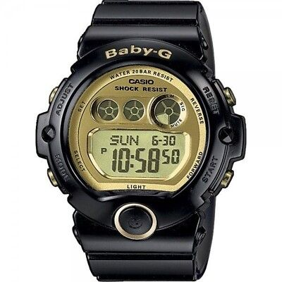 Brand new with tags Casio Baby G watch with gold face