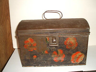 Toleware document box nice early