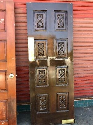 Spanish Style Kitchen Swing Door 79 1/2 X 29-3/4""