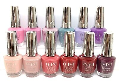 OPI Infinite Shine Nail Lacquer PERU Collection - Choose Any Color 0.5oz