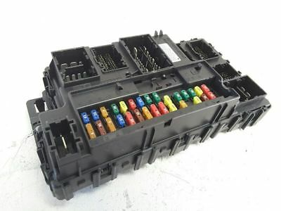 2016 Ford Fusion Se 2.0L At Turbo Dash Cabin Fuse Box Oem Fu5T 15604