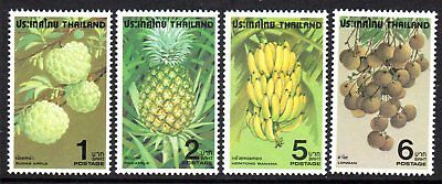 1979 THAILAND FRUIT SG988-991 mint unhinged