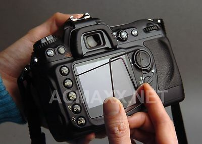 """ACMAXX 3.0"""" HARD LCD SCREEN ARMOR PROTECTOR Canon PowerShot SX200 IS SX200IS"""