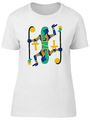 Ancient Egyptian God Hapi Women's Tee -Image by Shutterstock