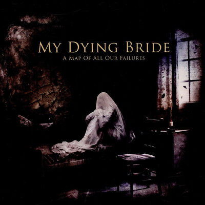 My Dying Bride - A Map Of All Our Failures (Vinyl 2LP - 2012 - UK - Original)