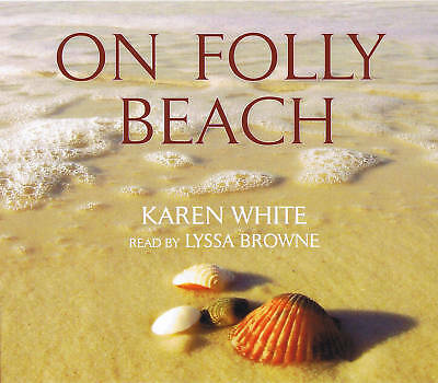 On Folly Beach 11-CD Unabridged Audiobook - Karen White - NEW - FREE SHIPPING