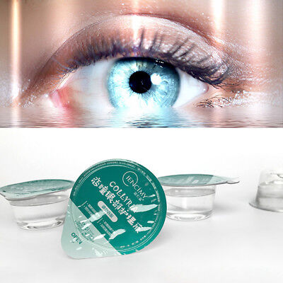 12ml Eye Drops Washing Liquid Eyes Cleaning Relieve Fatigue Dryness Vision Care