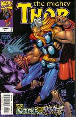 Thor (1998 series) #5 in Near Mint minus condition. Marvel comics