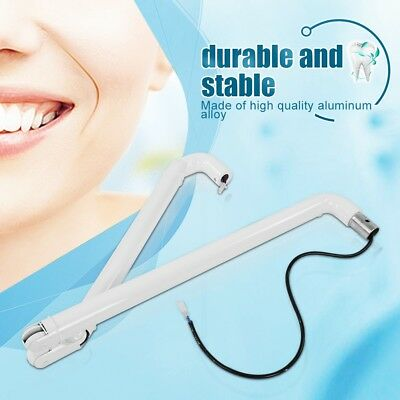 Dental Steering Plastic Light LED Lamp Support Post Arm for Dental Unit Chair