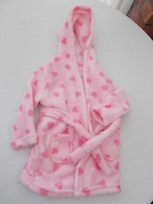 EARLY DAYS girls bath robe or dressing gown - 6-12 months