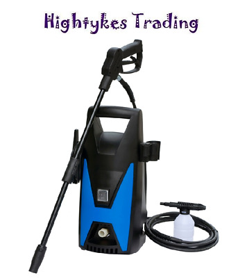 High Pressure Washer Jet wash Power washing 1650w 105 bar