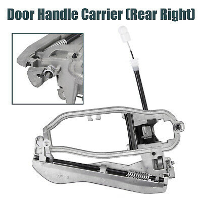 Inside Door Handle Carrier for BMW X5 E53 2000-2006 Front Right Driver Side aus