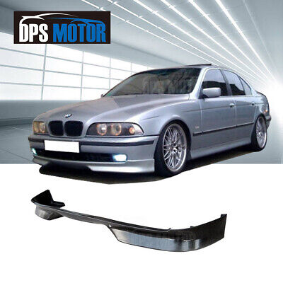 MT Urethane Front Bumper Lip Chin Spoiler Body kits For 01-03 BMW E39 5-Series