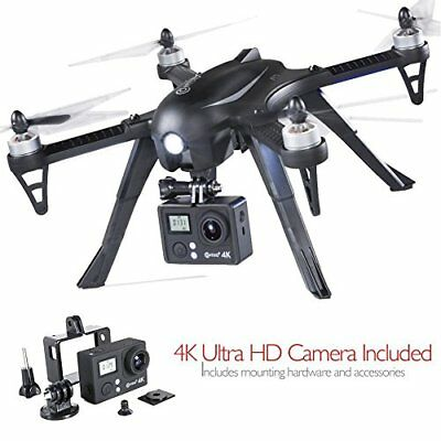 Best Drone With HD Camera 4K Ultra HD Camera 16MP Brushless Motors 18 Minutes