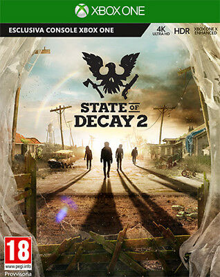 State Of Decay 2 XBOX ONE MICROSOFT