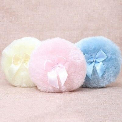 Baby Soft Face Body Cosmetic Beauty Powder Puff Sponge Makeup Tool 3 Colors