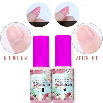 8ml Natural Nail Care Cuticle Revitalizer Oil Treatment Manicure Nail Protection