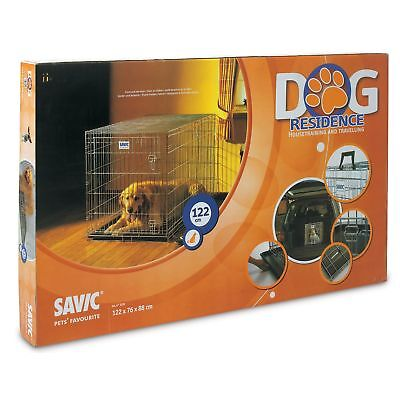 Savic Residence Zinc Plated Dog Crate (VP8633)