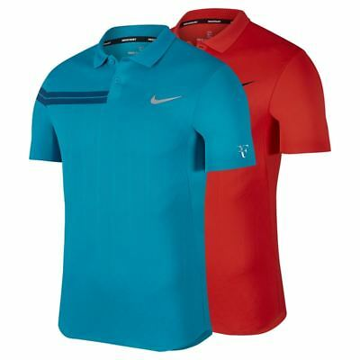 Nike court zonal cooling RF advantage polo Federer Size M
