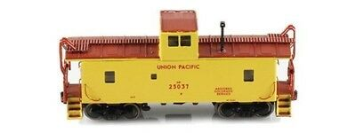 AZL USA Caboose CA-3 Union Pacific #25037 Messing / Brass