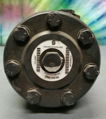 Danfoss Hydraulic Motor OMR 160 N NEW