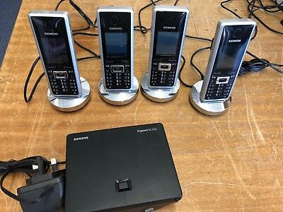Siemens DECT SL2 professional handsets and SL565