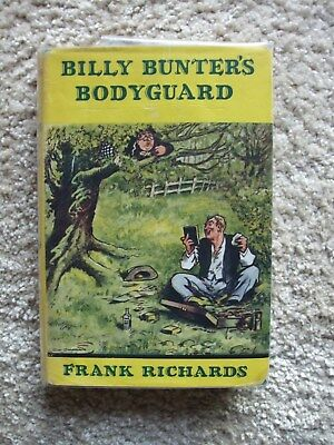 Billy Bunter's Bodyguard 1st Edition with Dust Wrapper