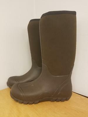 5c80c901d4e HABIT MEN'S ALL Weather Boots, Brown, 12 GENTLY USED
