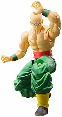 S.H.Figuarts - Dragon Ball Z Tien Shinhan Action Figure (F/S Tracking #)