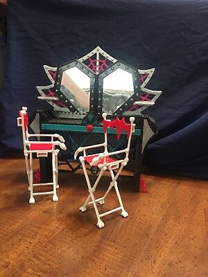 Monster High Frights Camera Action Dressing Room Playset