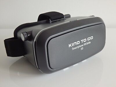 VR Brille 3D Virtual Reality Headset Smartphone Videobrille iPhone Samsung HTC