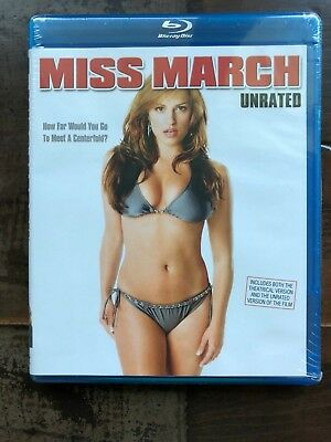 Miss March Blu-ray New Free Ship
