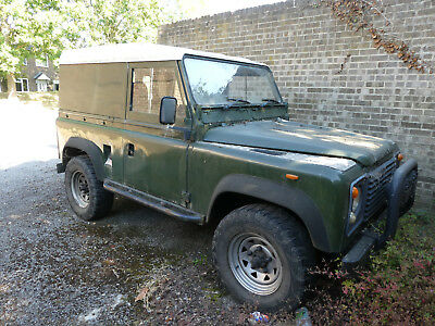 Land Rover 90 200tdi Project - No MOT