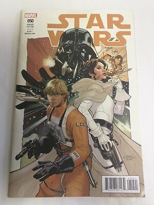 Star Wars #50 Terry Dodson 1:50 Incentive Variant Cover VF- 7.5