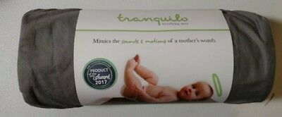 New Tranquilo Portable Soothing light weight Vibrating Baby Mat Newborn