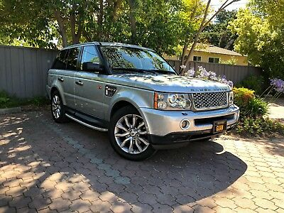 2007 Land Rover Range Rover Sport HSE REDUCED - Low Mileage, Well Maintained, OEM Upgraded Rims, Michelin Tires