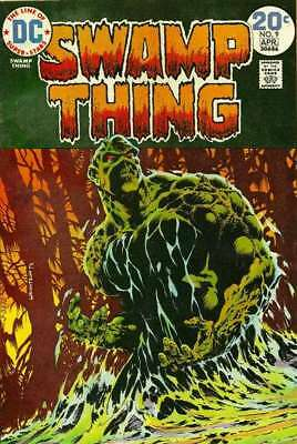 Swamp Thing (1972 series) #9 in Fine minus condition. DC comics